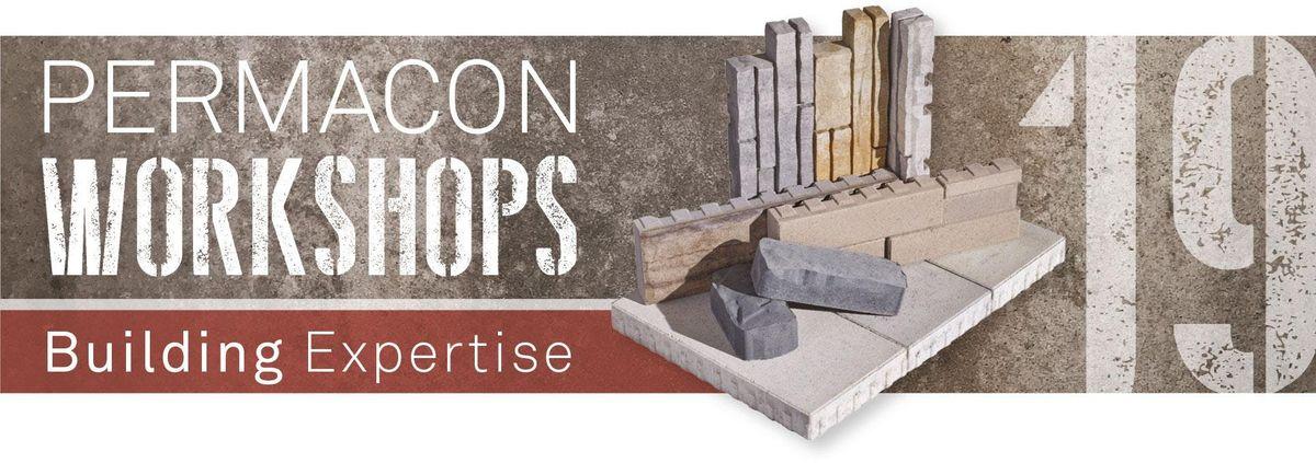 Permacon Workshops - KITCHENER