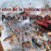 Aniversario de Harry Potter y la piedra filosofal