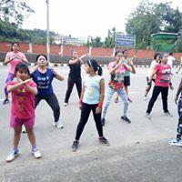 Guwahati Pinkathon Training