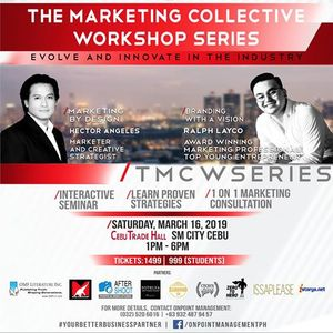 The Marketing Collective Workshop Series