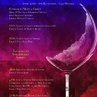 Eberle Wine Dinner