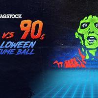80s VS 90s Halloween Costume Ball at Majestic Theatre