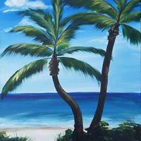 Paradise Found big canvas