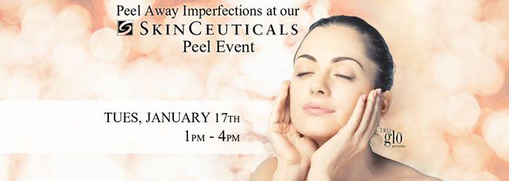 SkinCeuticals Peel Event