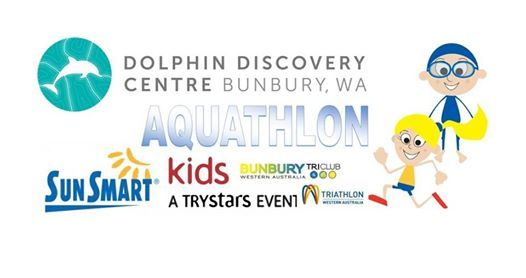 Dolphin Discovery Centre Aquathlon & SunSmart Kids Aquathlon at