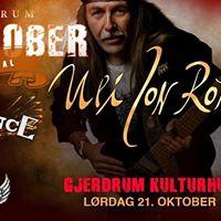 Gjerdrum Rocktober Festival - Uli John Roth  Allegiance Of Rock