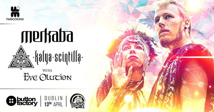 Psy Gaff 09 Merkaba & Kalya Scintilla with Eve Olution