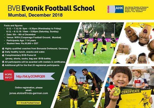 BVB Evonik Football School Mumbai