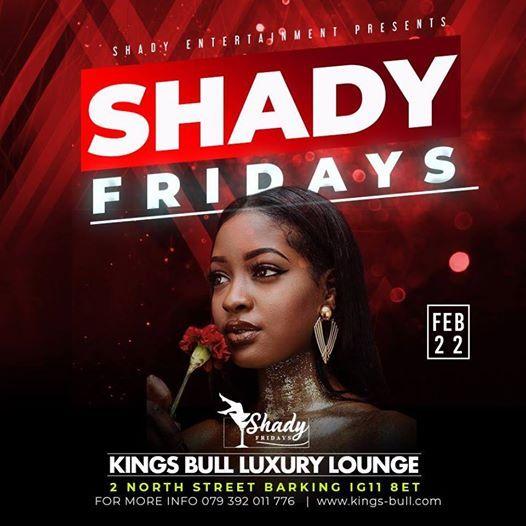 Shady Fridays