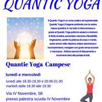Quantic Yoga - Campese