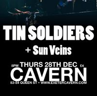 Tin Soldiers  Sun Veins  Sabrina Fletcher
