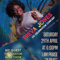 Treva Jones I Am Praise &quotThe Project&quot CD Release Celebration