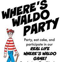 Wheres Waldo Party
