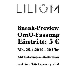 Sneak-Preview (OmU)