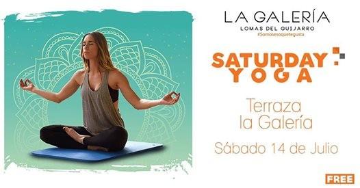 Saturday Yoga La Galería Lomas At La Galería Hondurasav