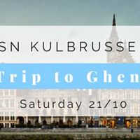 ESN KULBrussels  Trip to Ghent