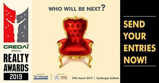 Credai Bengal Realty Awards 2019