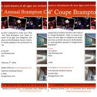 34th Annual Brampton Cup
