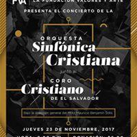 Concierto OSC -Noviembre