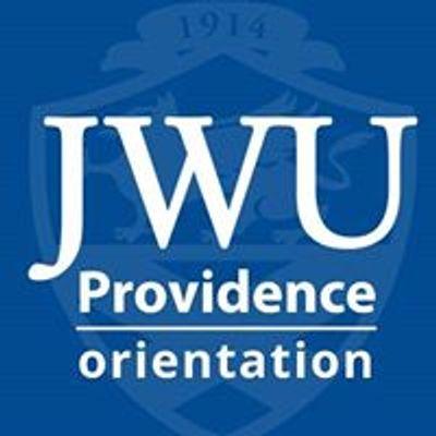 JWU Providence Orientation