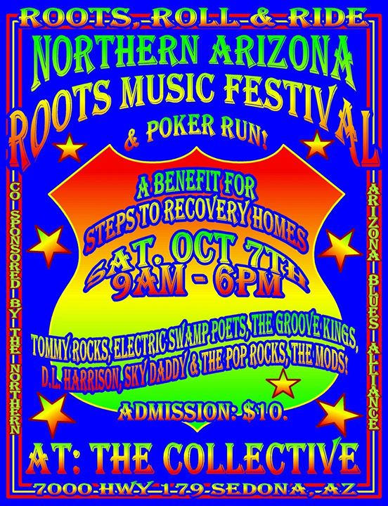 Roots Roll & Ride Music Festival