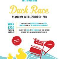 The Riverside Duck Race
