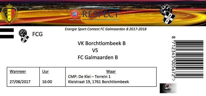 Borchtlombeek City