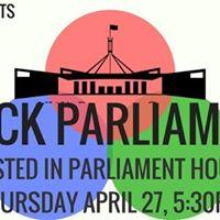 Mock Parliament 2017