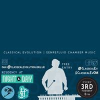 July  GenreFluid Chamber Music  Classical Ev x Night &amp Day