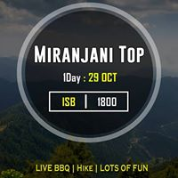 Day Trip To Miranjani Top