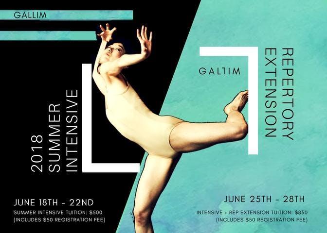 GALLIM 2018 Summer Study