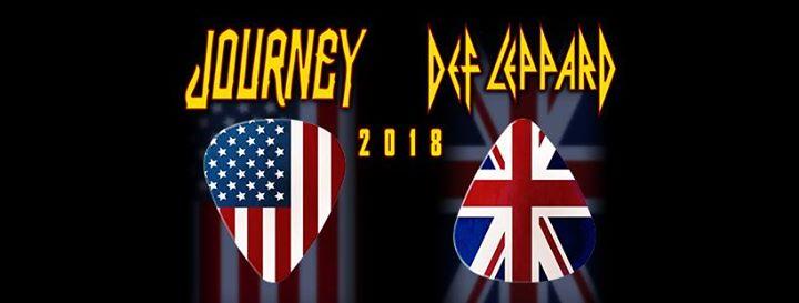 Journey & Def Leppard - New York NY
