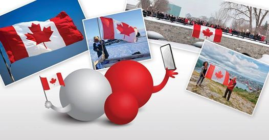 National Flag of Canada Day 2019