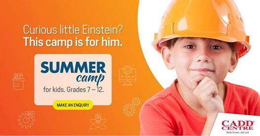 Creative Engineering Camp for Children grades 7 - 12
