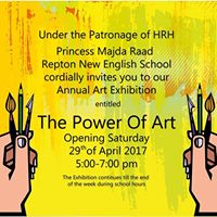 Art Exhibition The Power of Art