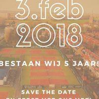 5-jarig jubileum Tennispark OverdeSchie