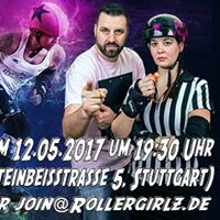 Schnuppertraining der Stuttgart Valley Rollergirls