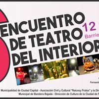 6 Encuentro de Teatro del Interior