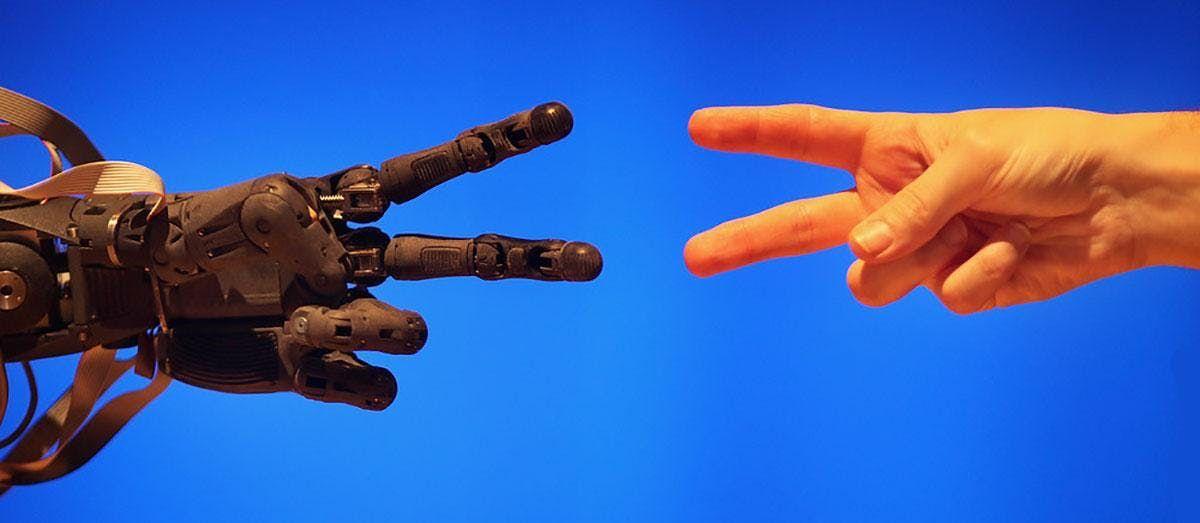 Workshop - Gesture Robotics  IIT Bombay