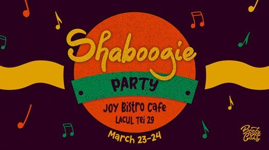 Shaboogie Cats Jam Party