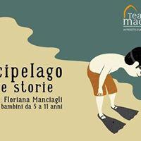 Arcipelago delle storie  workshop Floriana Manciagli
