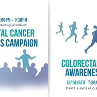 Colorectal Cancer Awareness Campaign &amp Walk