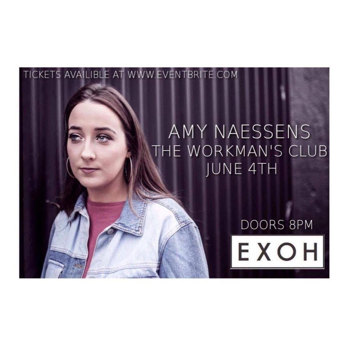 Amy Naessens - Reasons single Launch  Special guests