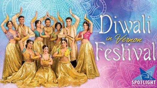 Diwali in Vernon Festival  Spotlight Series