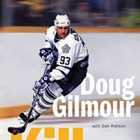 Doug Gilmour Book Signing
