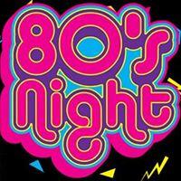 80s Night at Fuze Box