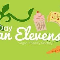 All Day Vegan Elevensies - April