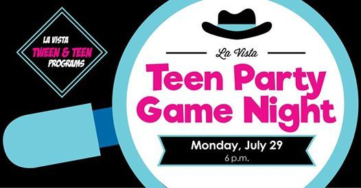 Teen Party Game Night
