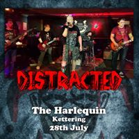 Distracted - The Harlequin