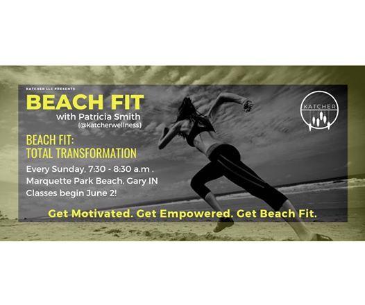 BeachFit Transformation 2019